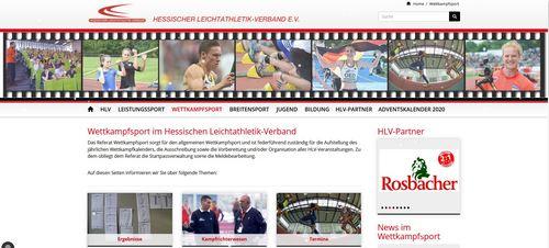 HLV sucht neue/n Mitarbeiter*in für den Bereich Wettkampforganisation