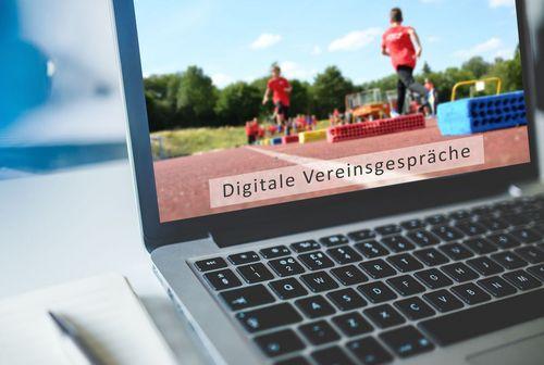 Neue Serie: Digitale Vereinsgespräche