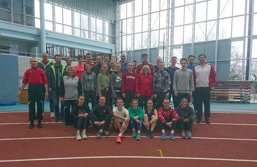 Der HLV begrüßt 29 neue C-Trainer Leistungssport!